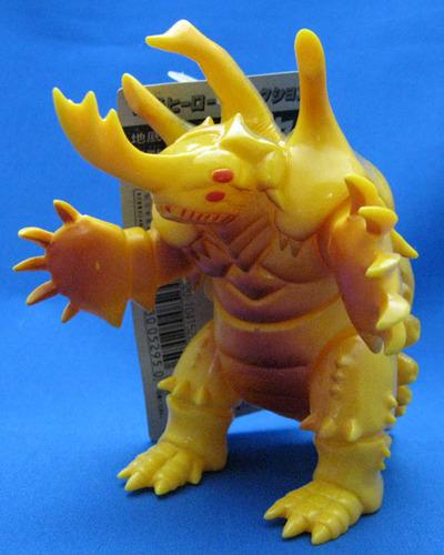 22 地底怪獣テラガイヤー
